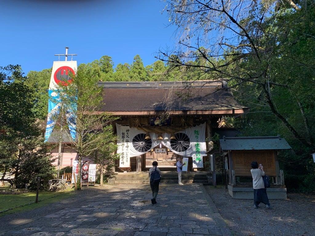 熊野本宮大社の本殿