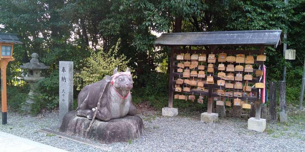 菅原神社の絵馬