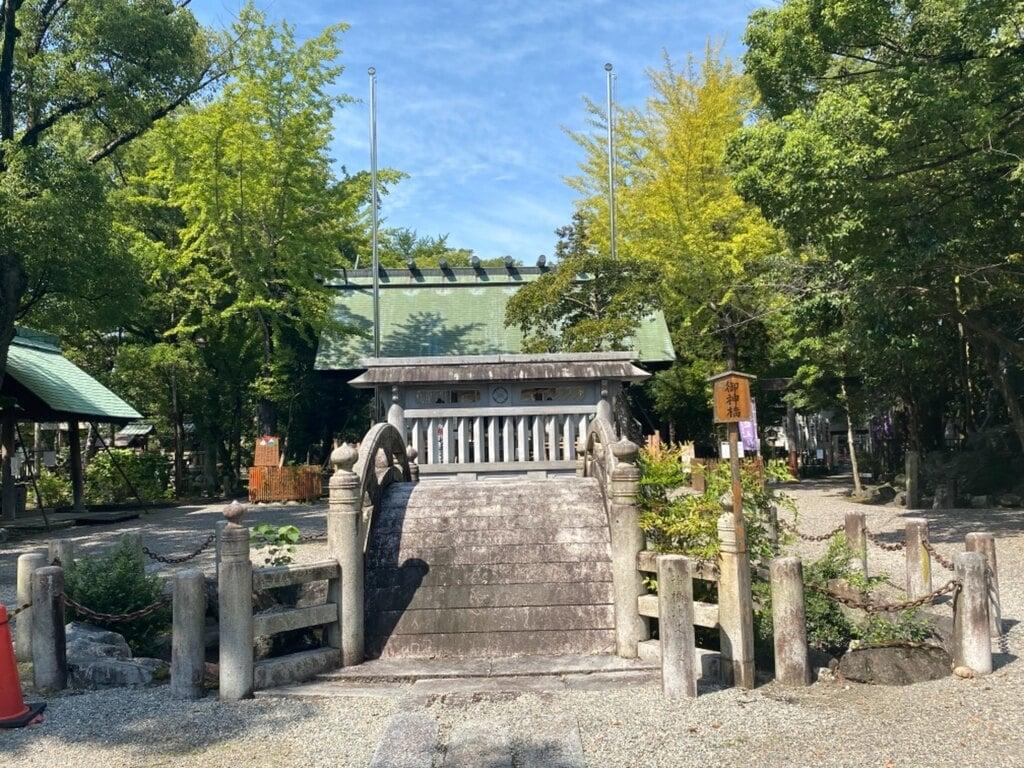 若宮神明社の建物その他