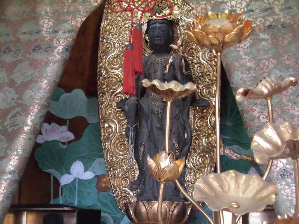 松尾寺の仏像