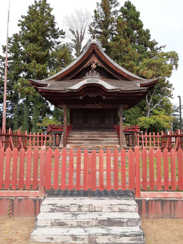 東照宮の本殿