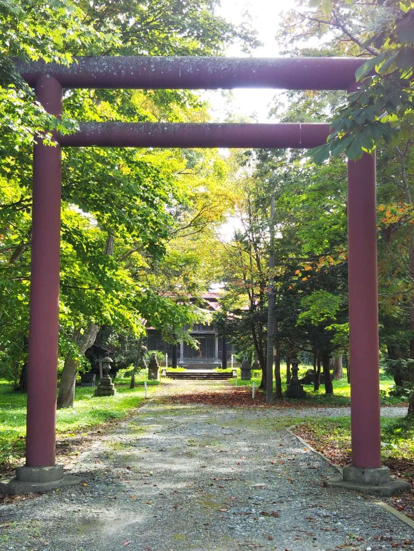 角田神社(北海道)