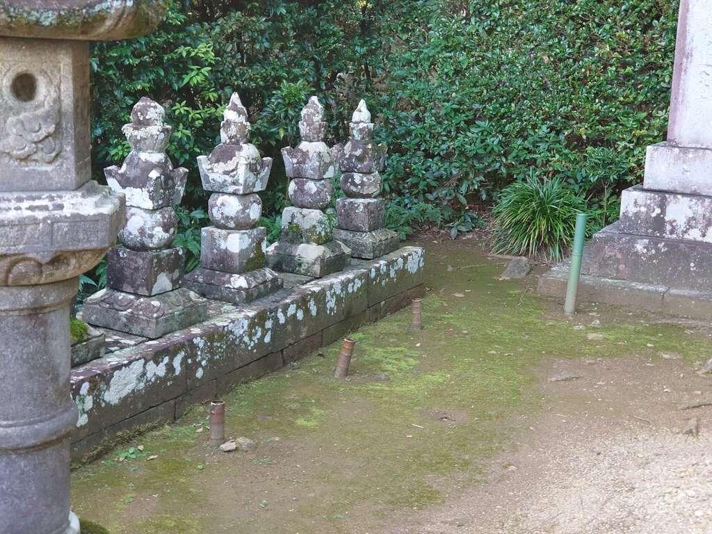 龍潭寺のお墓