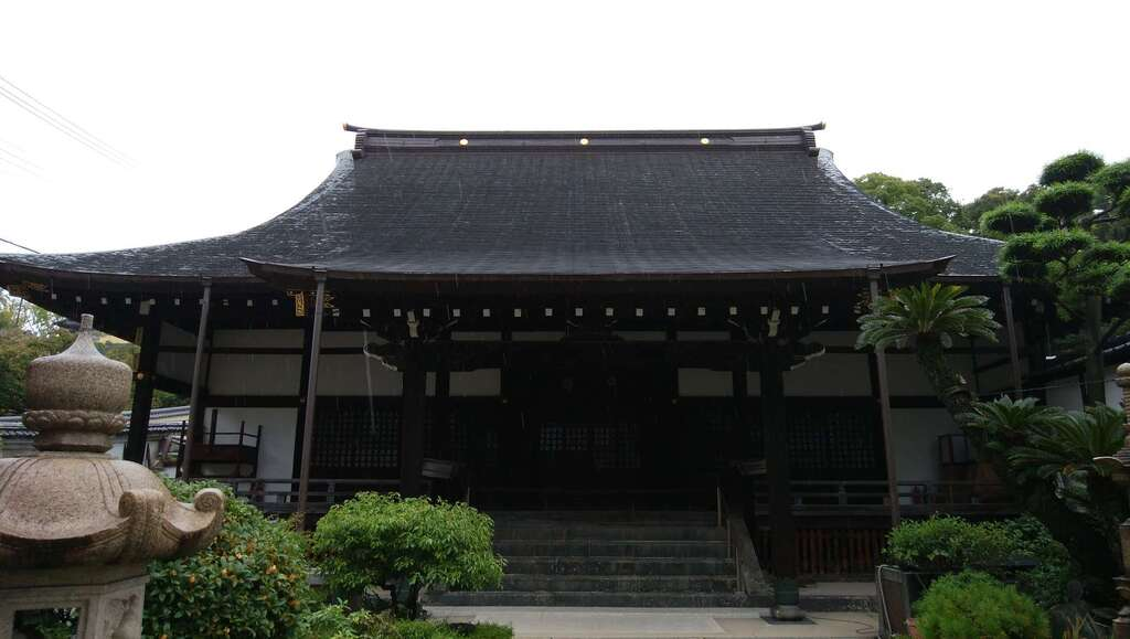 金台寺の本殿