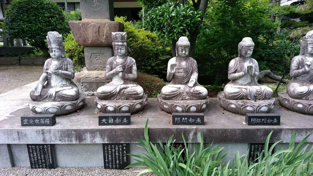 道喜院の仏像