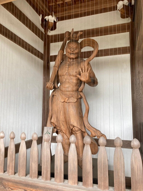 能仁寺の像
