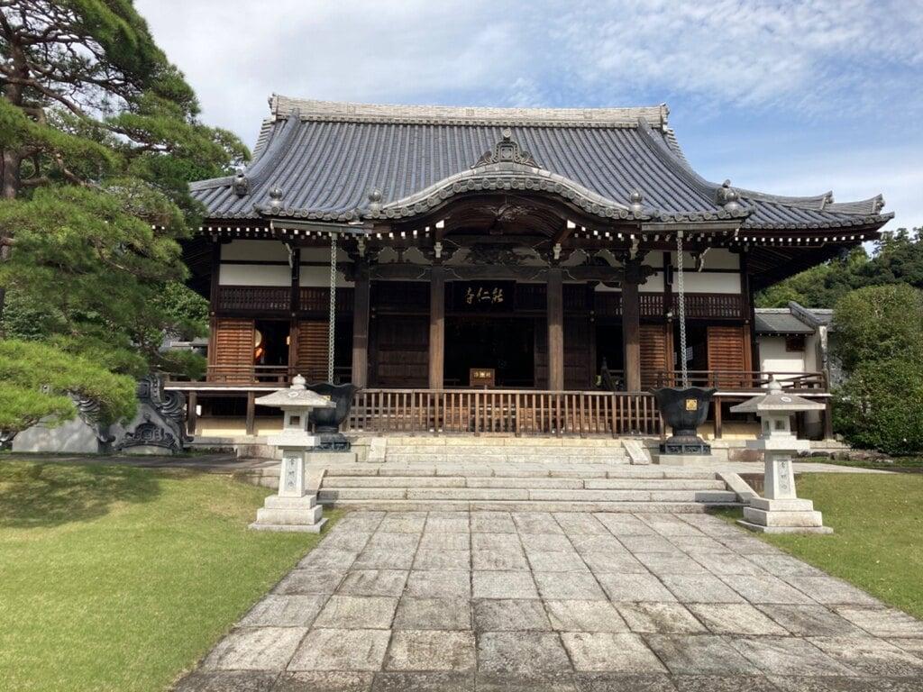 能仁寺の本殿