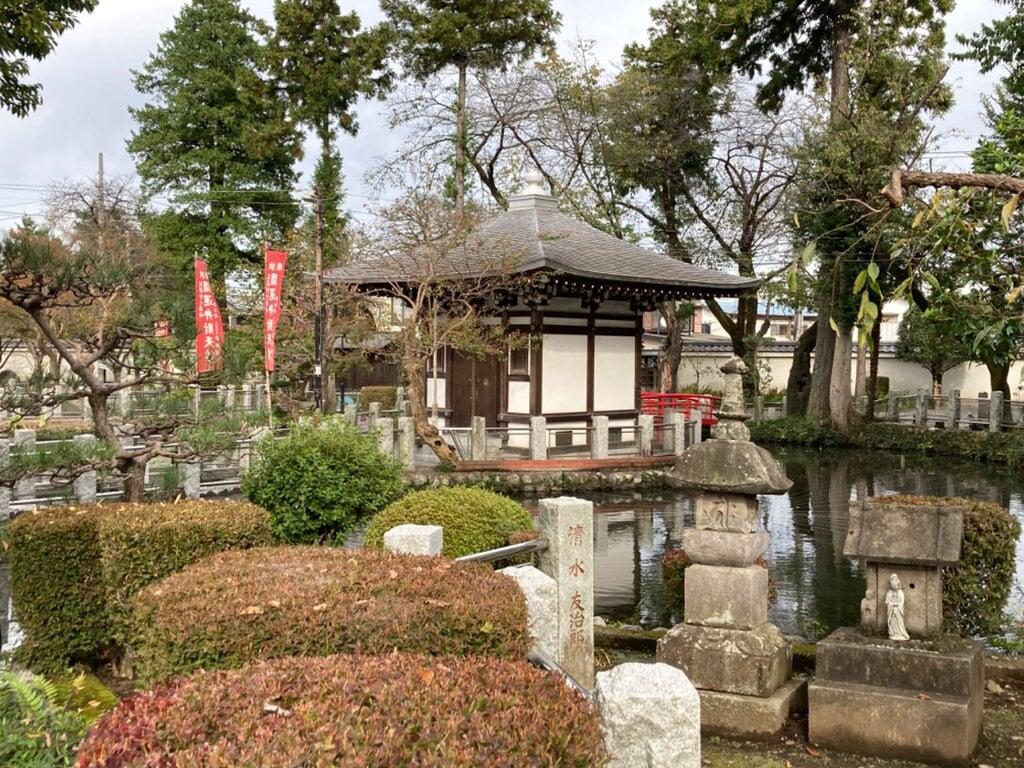 圓照寺(埼玉県)