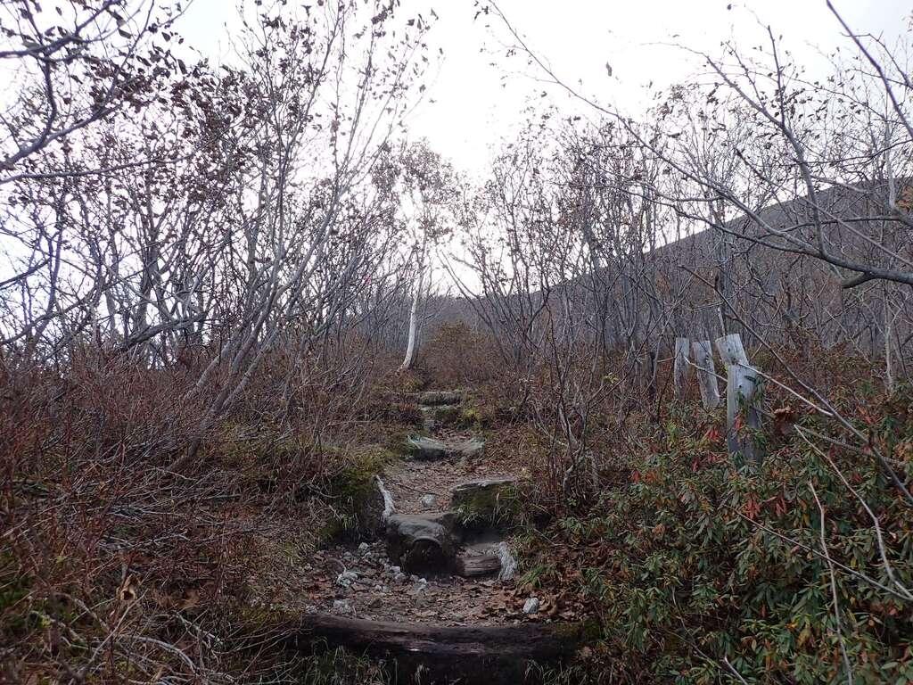 樽前山奥宮(北海道)
