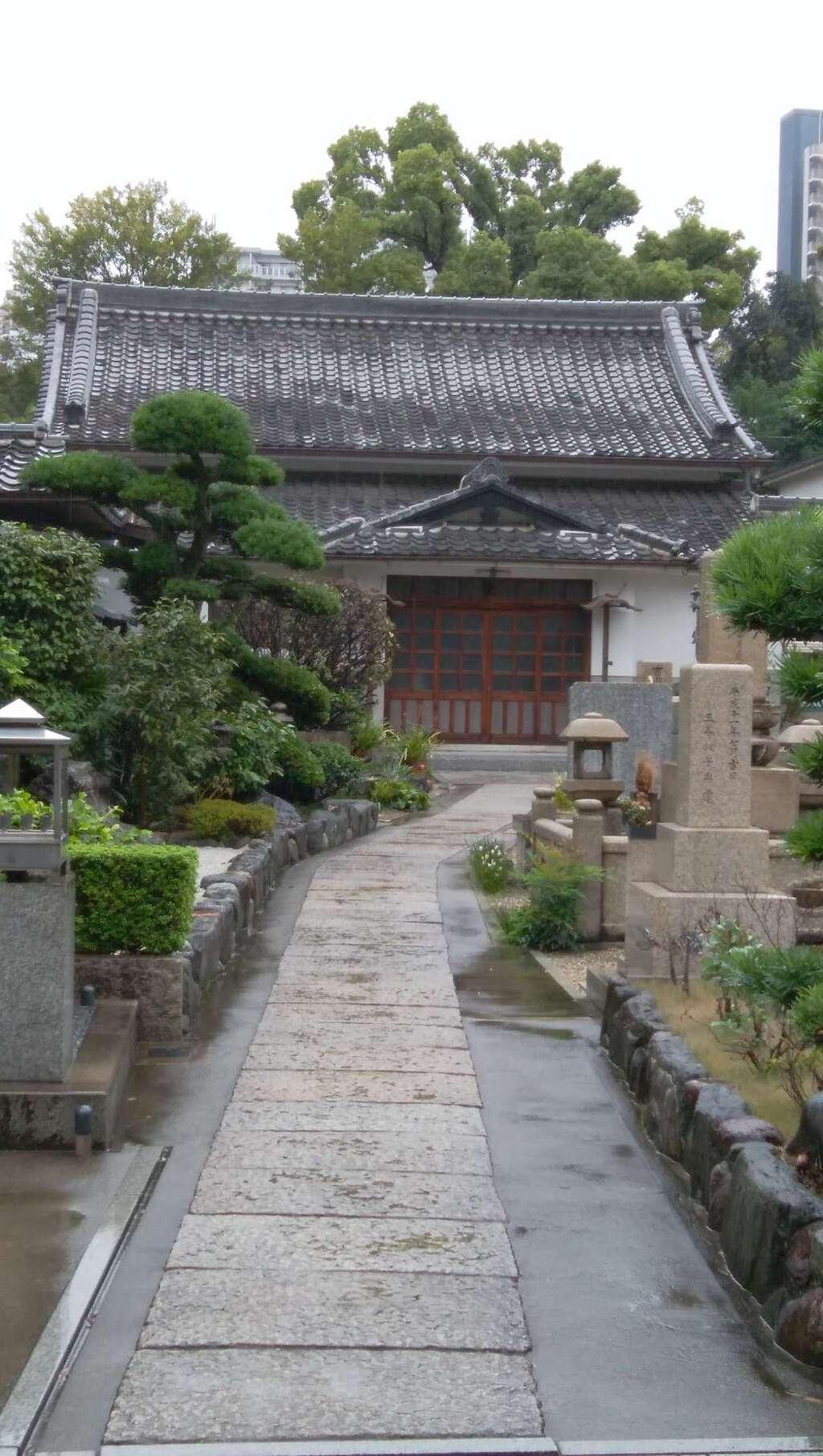 幸念寺の本殿