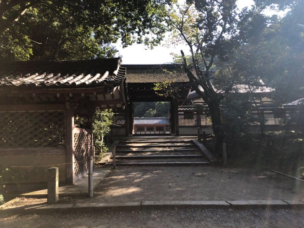石清水八幡宮の山門