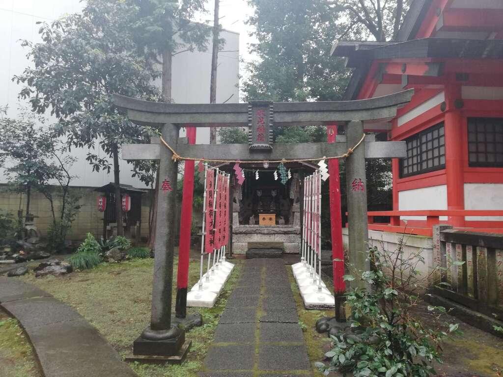 導きの社 熊野町熊野神社の末社