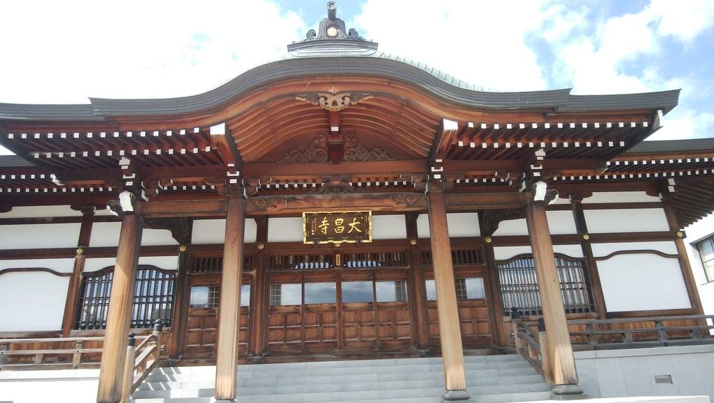 大昌寺の本殿