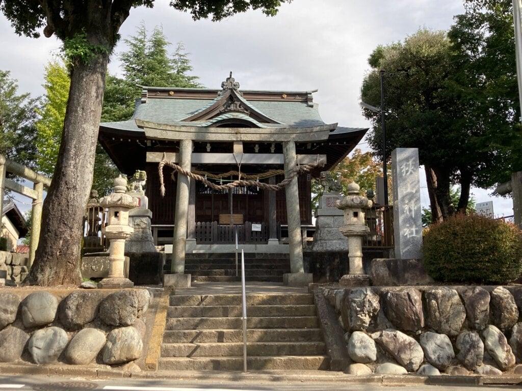 狭山神社(東京都)