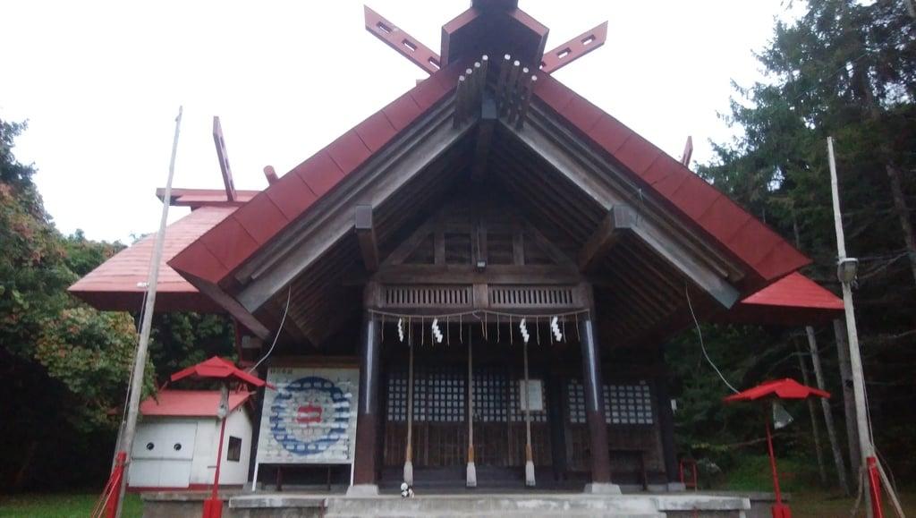 常呂神社の本殿