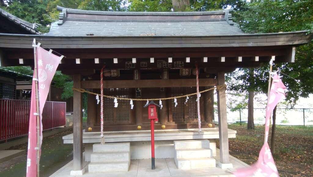 仙波氷川神社の建物その他