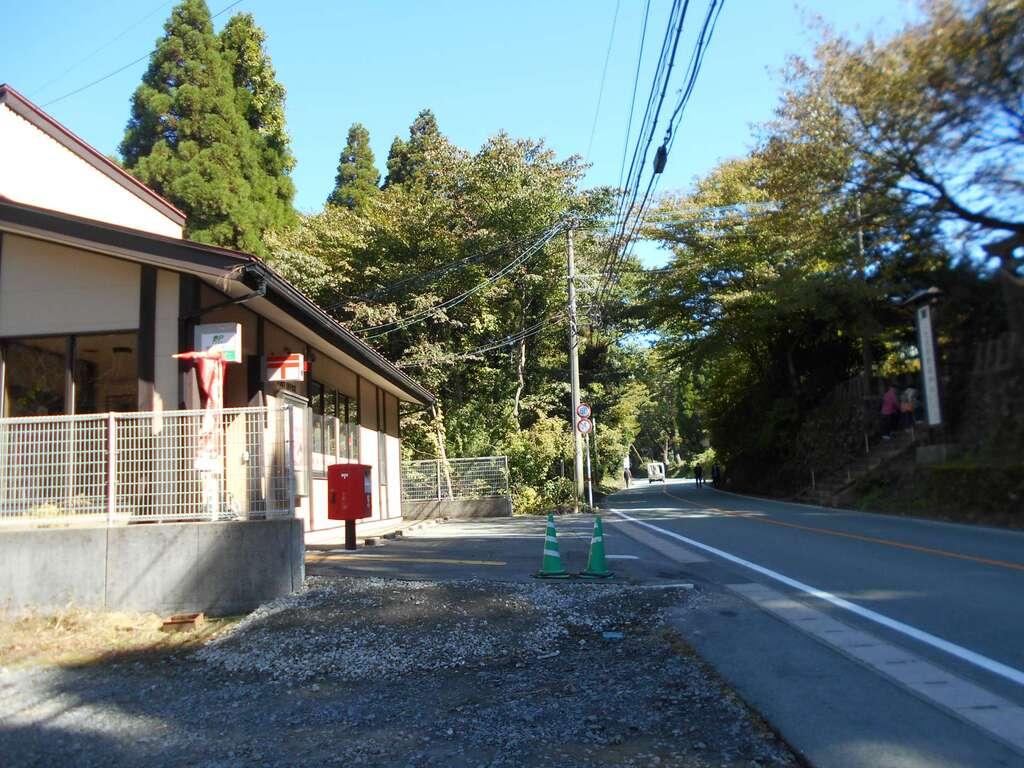 上色見熊野座神社の周辺