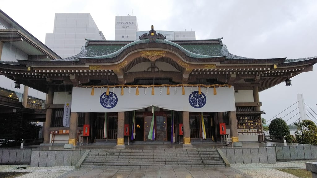 佐佳枝廼社の本殿