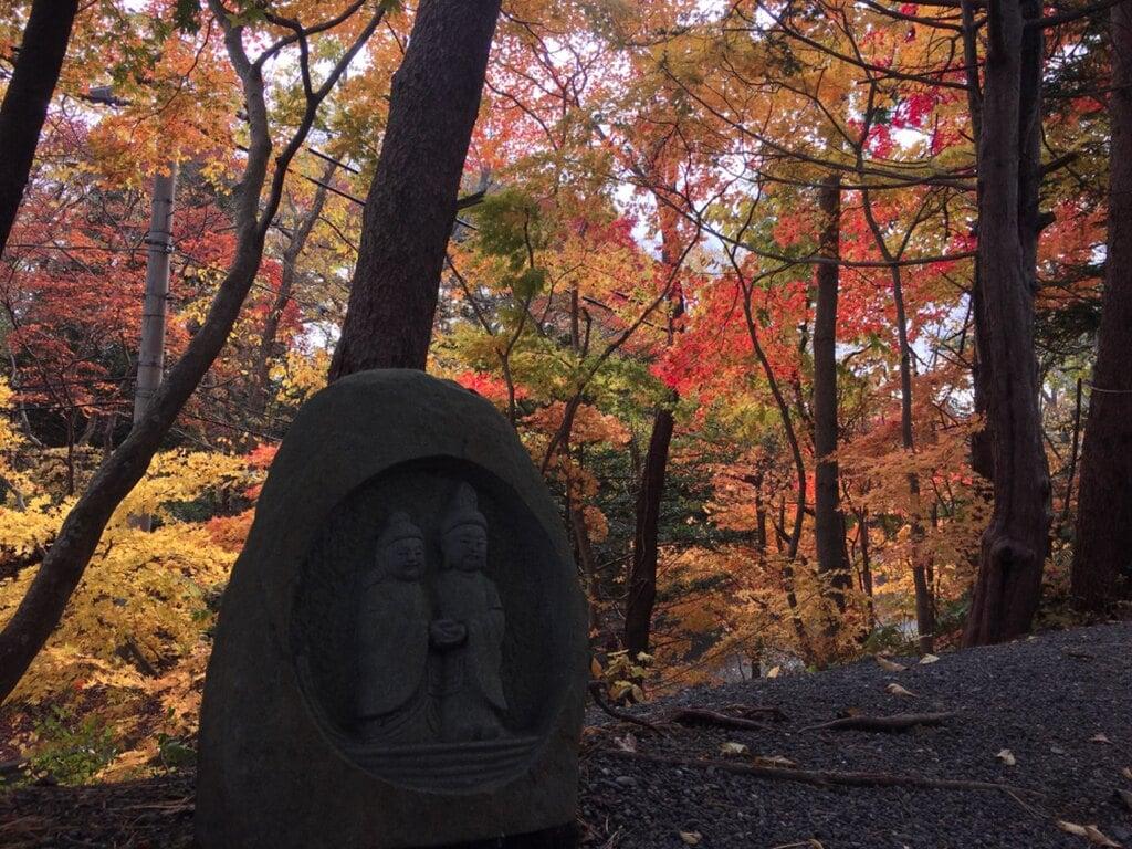 千歳神社の周辺