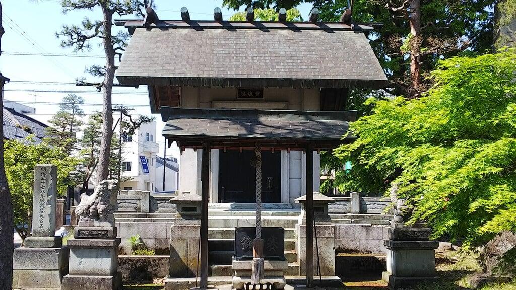 総社大神宮(福井県)