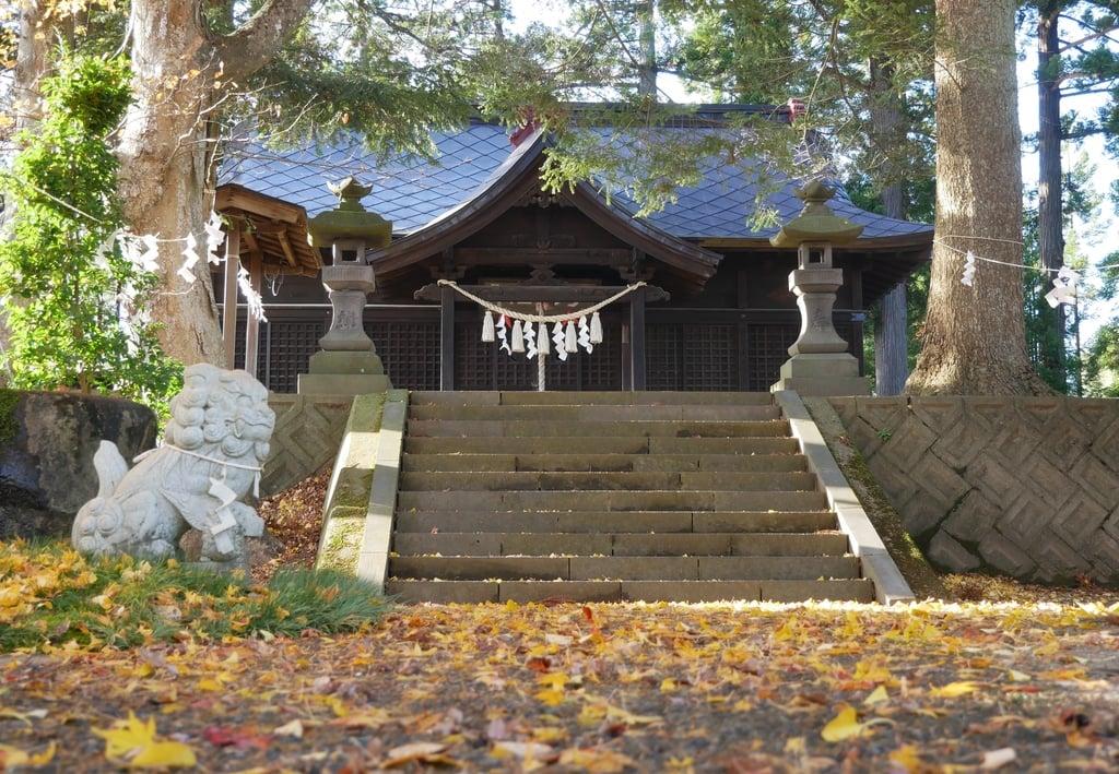 伊豆山神社 里宮の本殿
