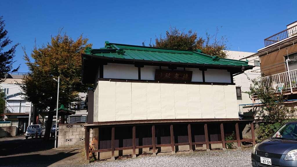 橘樹神社の神楽