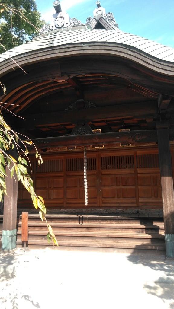 東長寺の末社