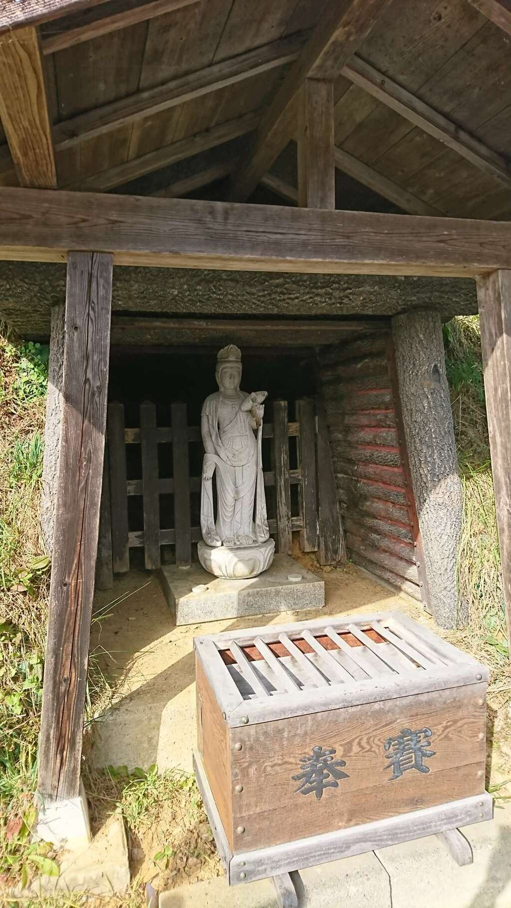 天照御祖神社の仏像