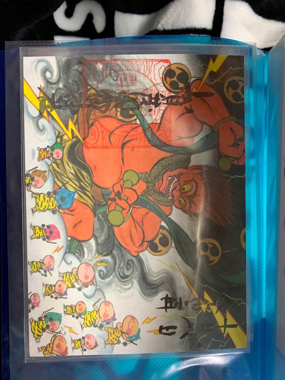 加茂別雷神社の御朱印帳