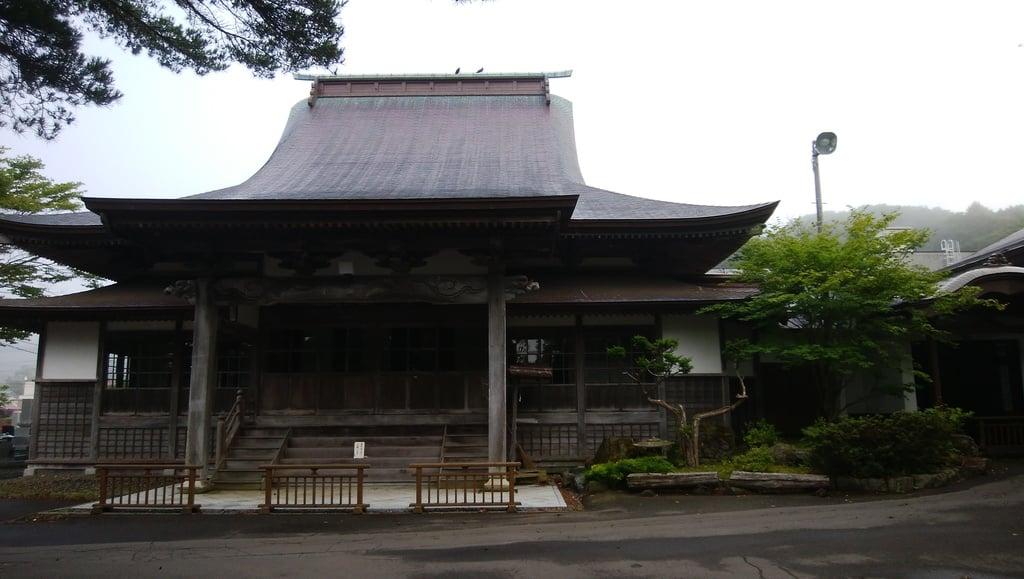 正行寺の本殿