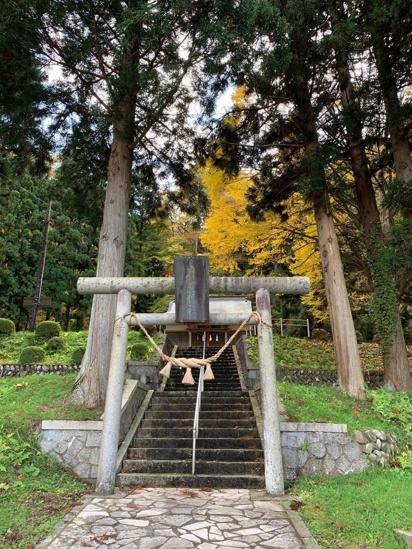 鹿妻神社(岩手県)