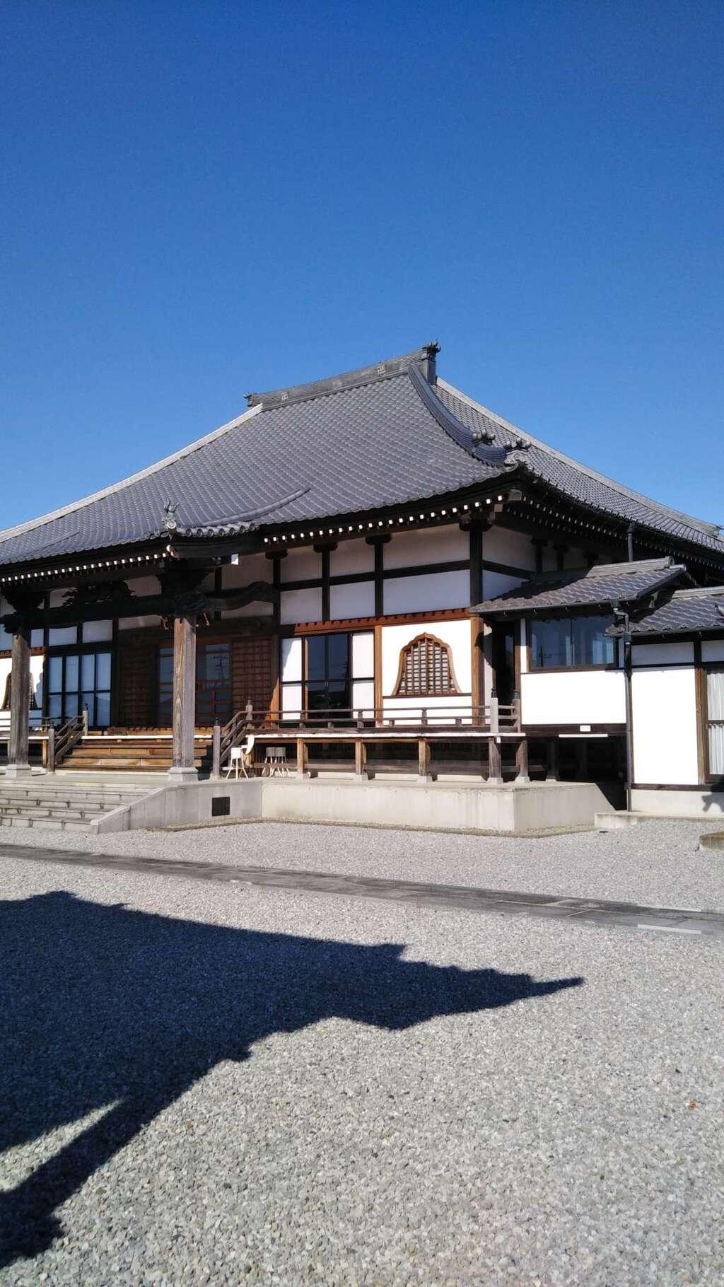 福生院の本殿