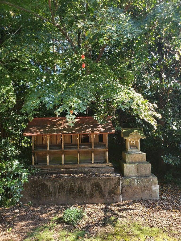 沼鉾神社の末社