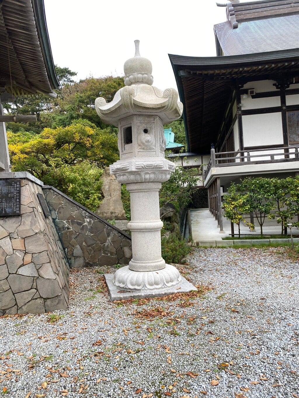 長樂寺の塔