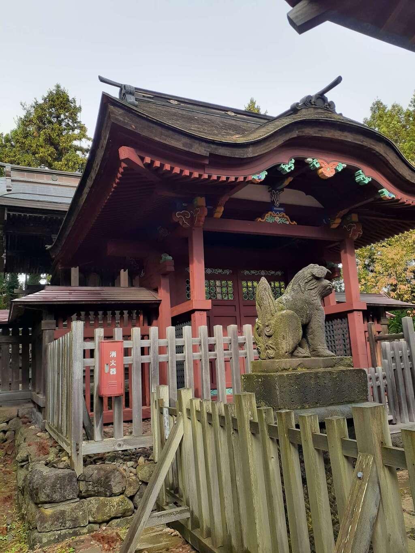 弘前八幡宮(青森県)