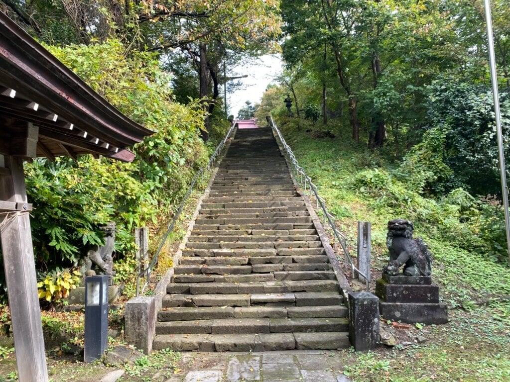 古四王神社の建物その他