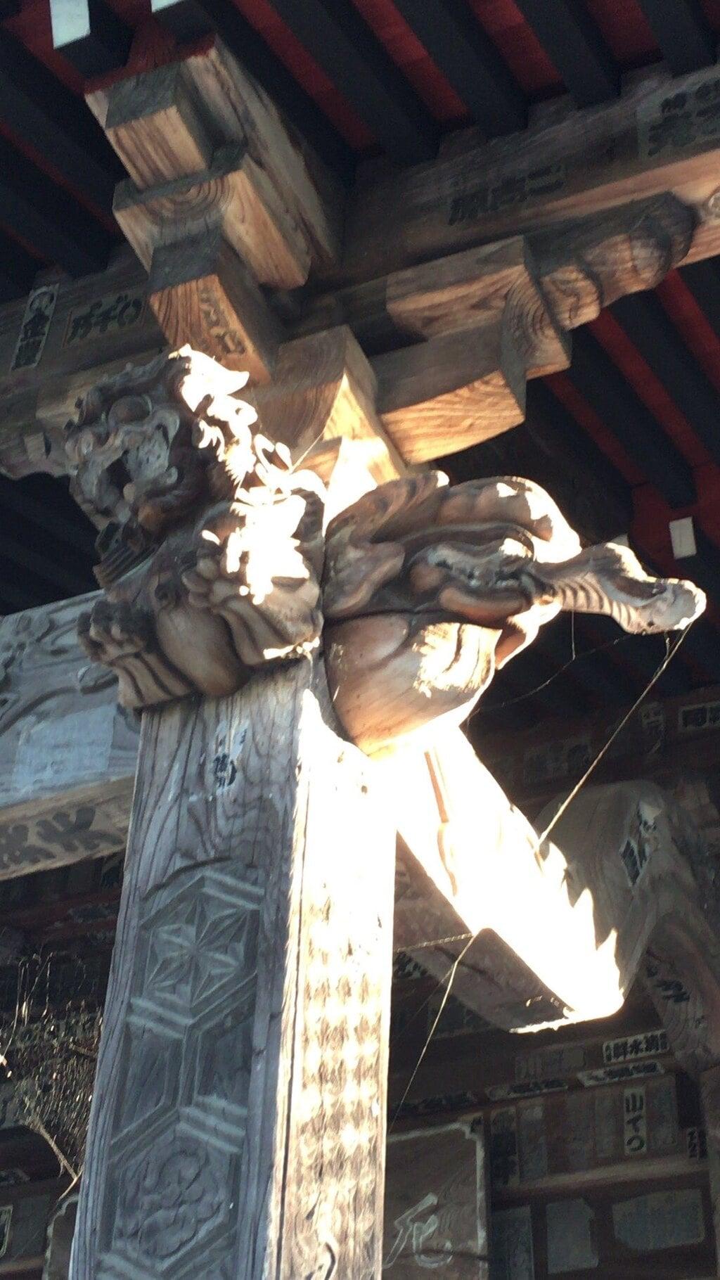 達磨寺の芸術