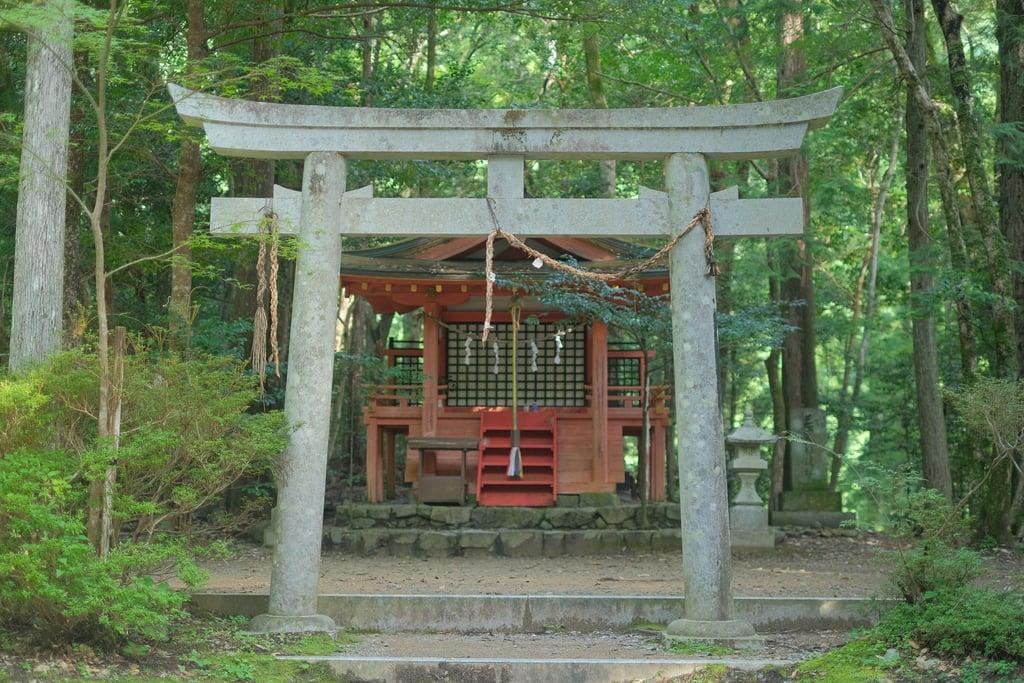 熊野本宮大社の鳥居