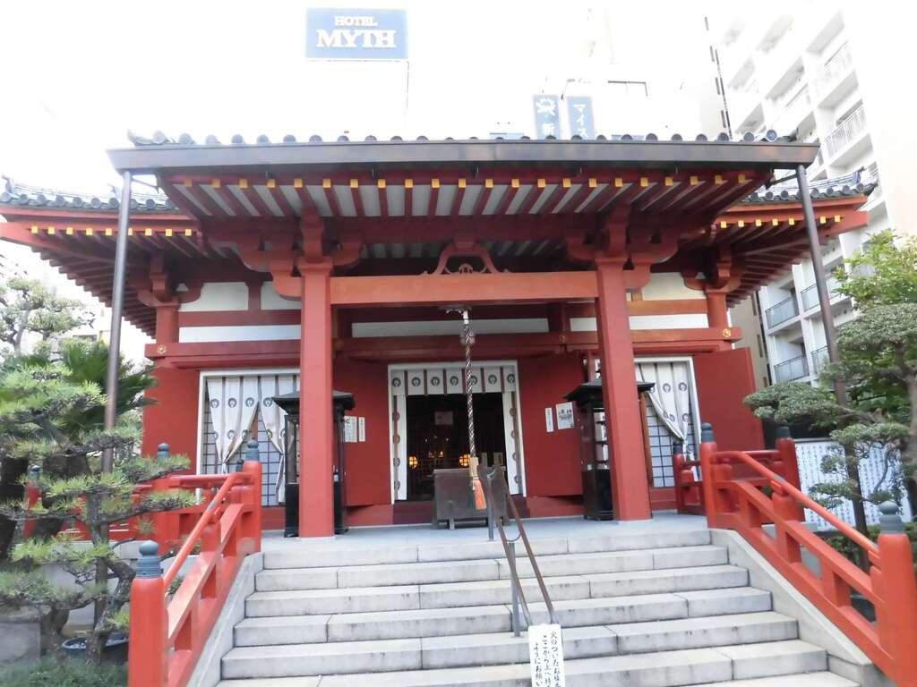 藤次寺の本殿
