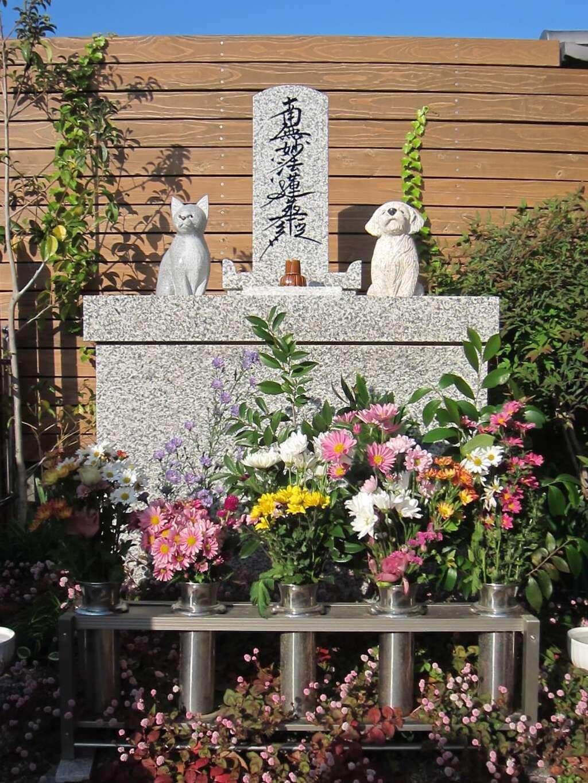 日蓮宗 安楽寺のお墓