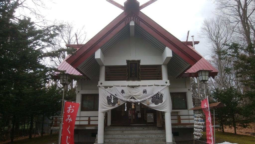 清里神社の本殿