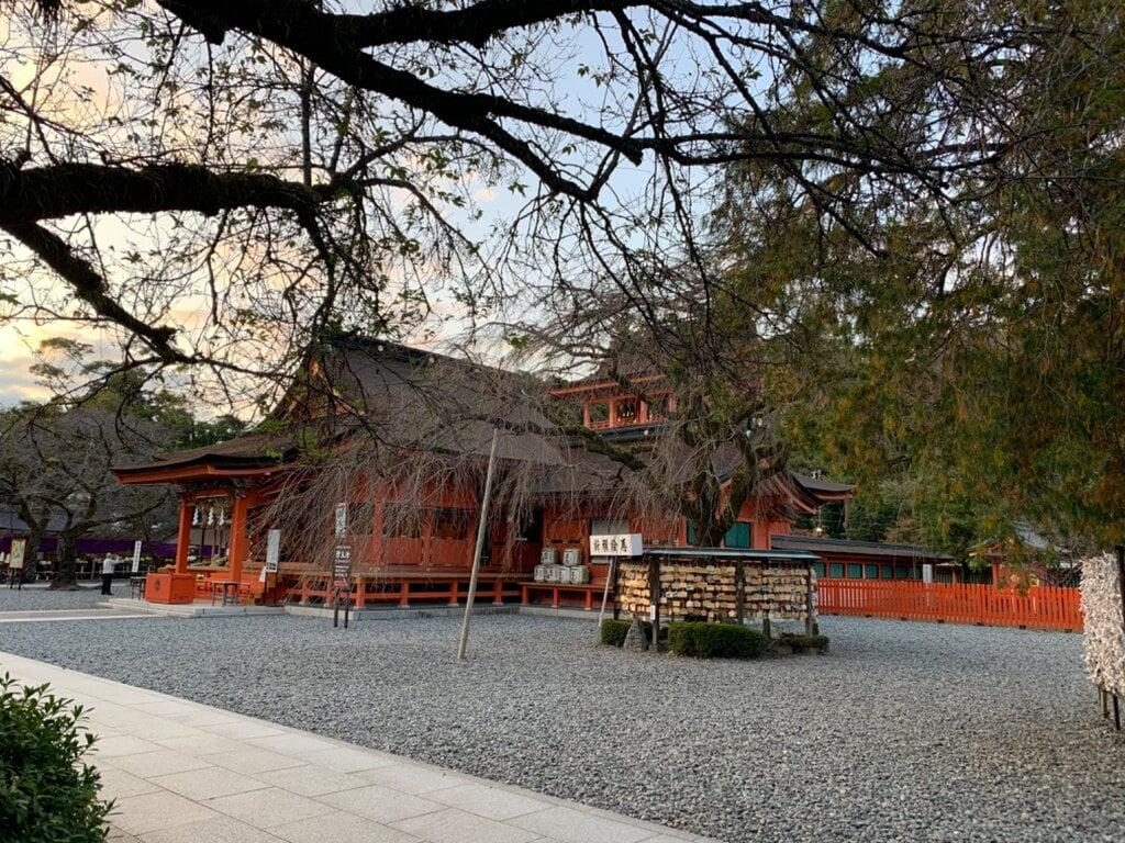 富士山本宮浅間大社の本殿