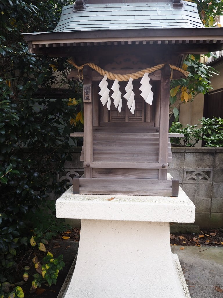 北草加氷川神社の建物その他