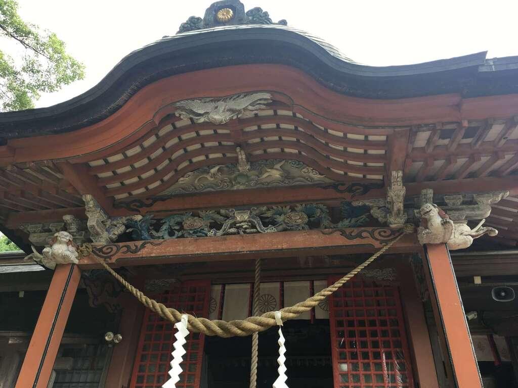神社 ニニギ ノミコト