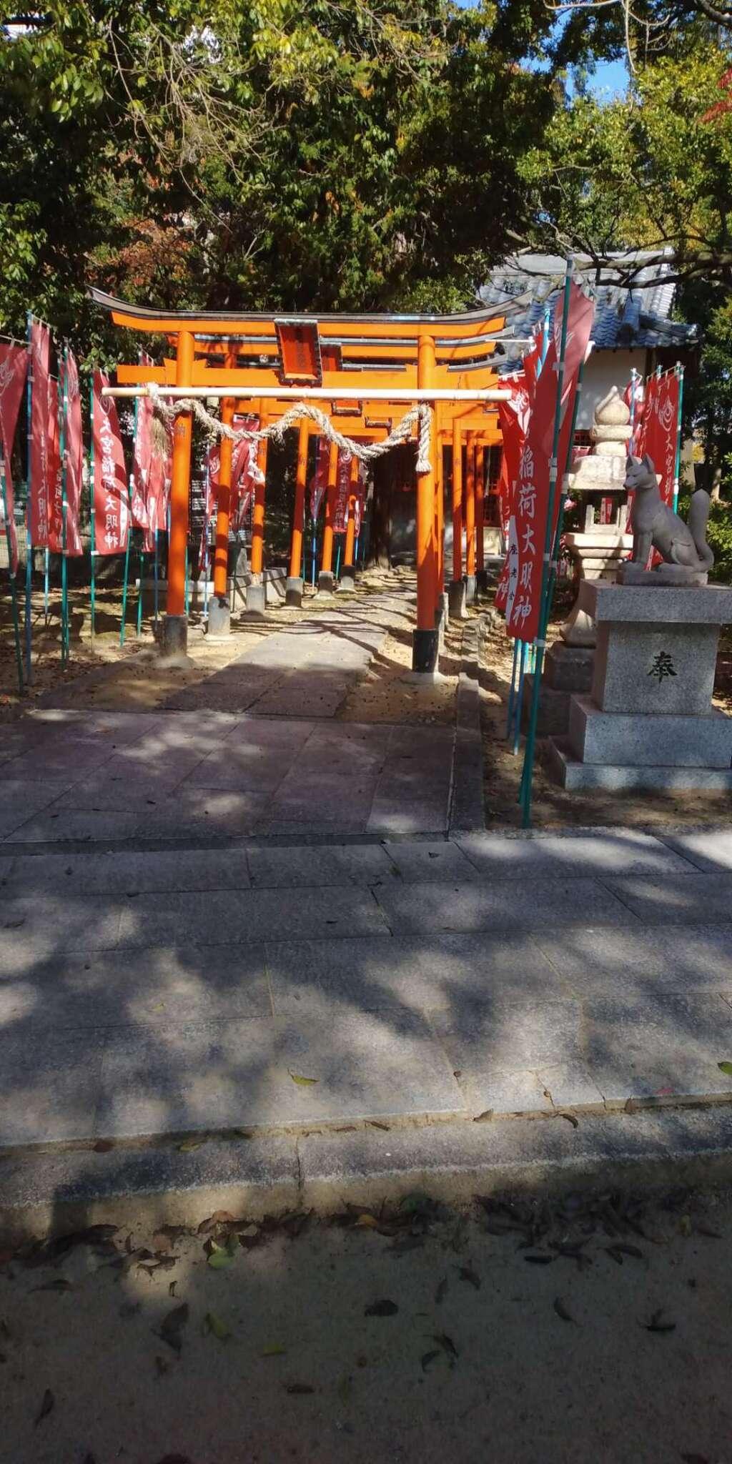 兵主神社の本殿