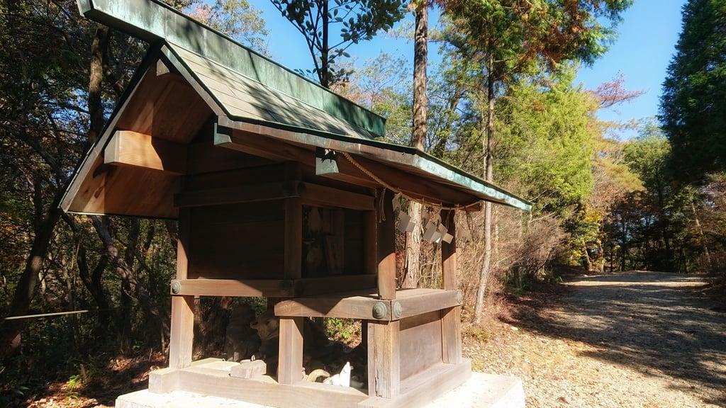 玉野御嶽神社の建物その他