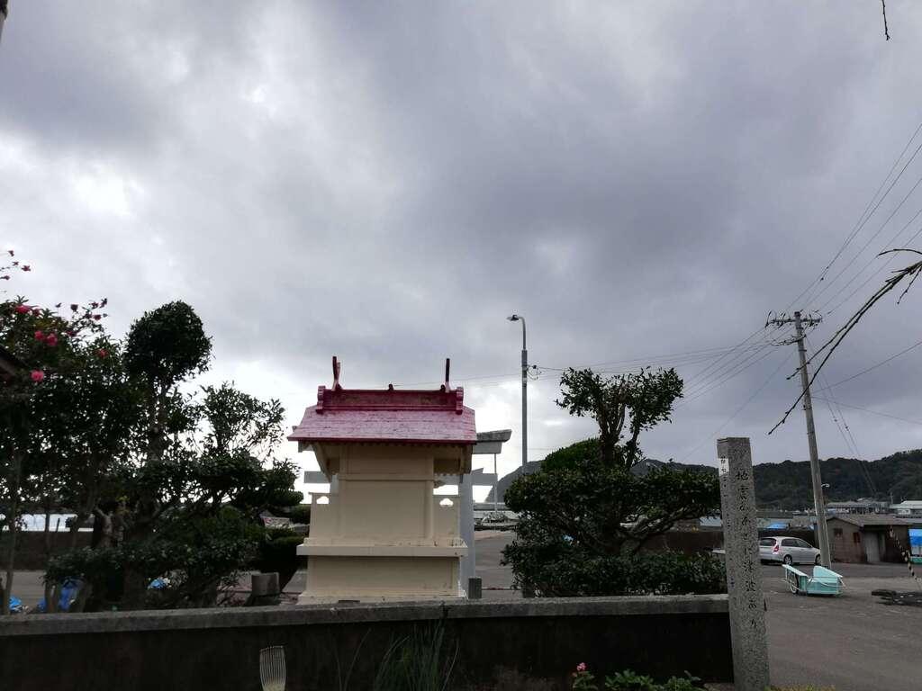蛭子神社の景色