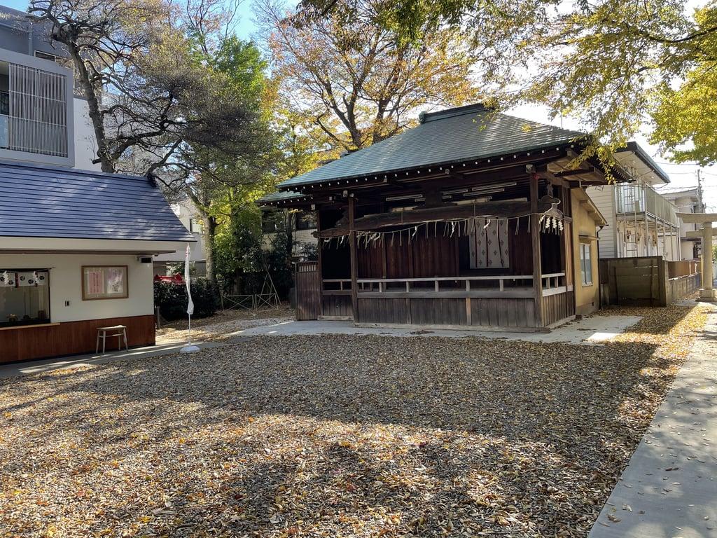 駒繋神社の建物その他