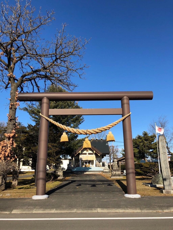 士幌神社(北海道)