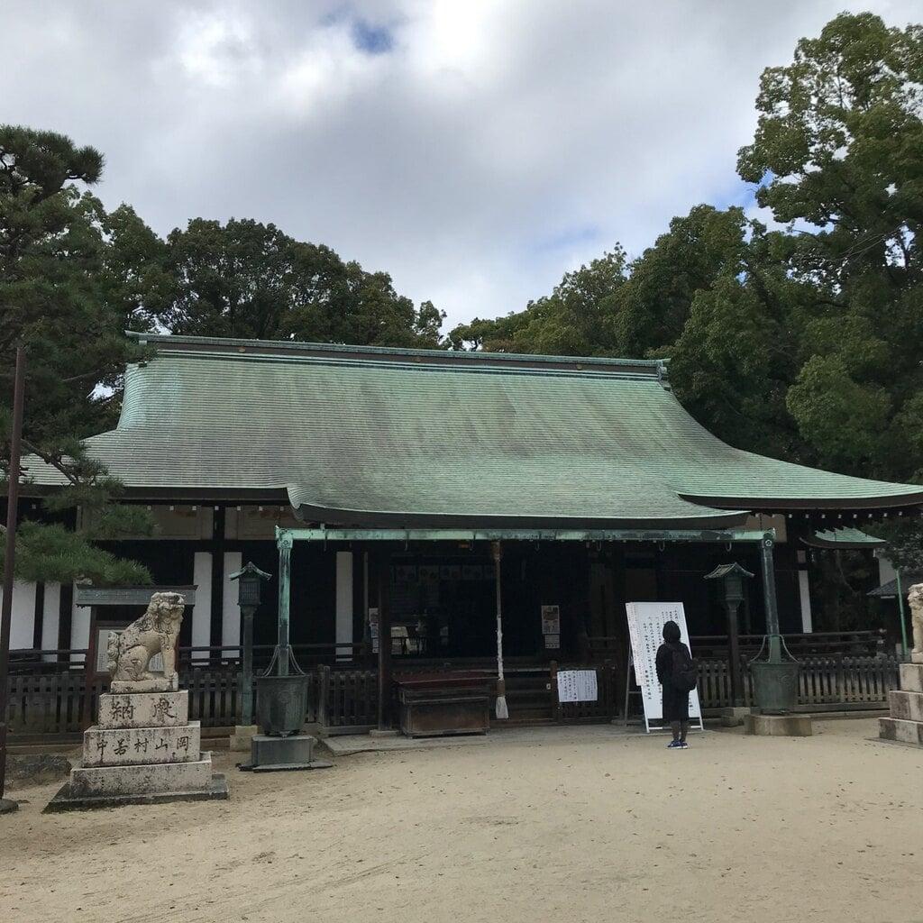 原田神社の本殿